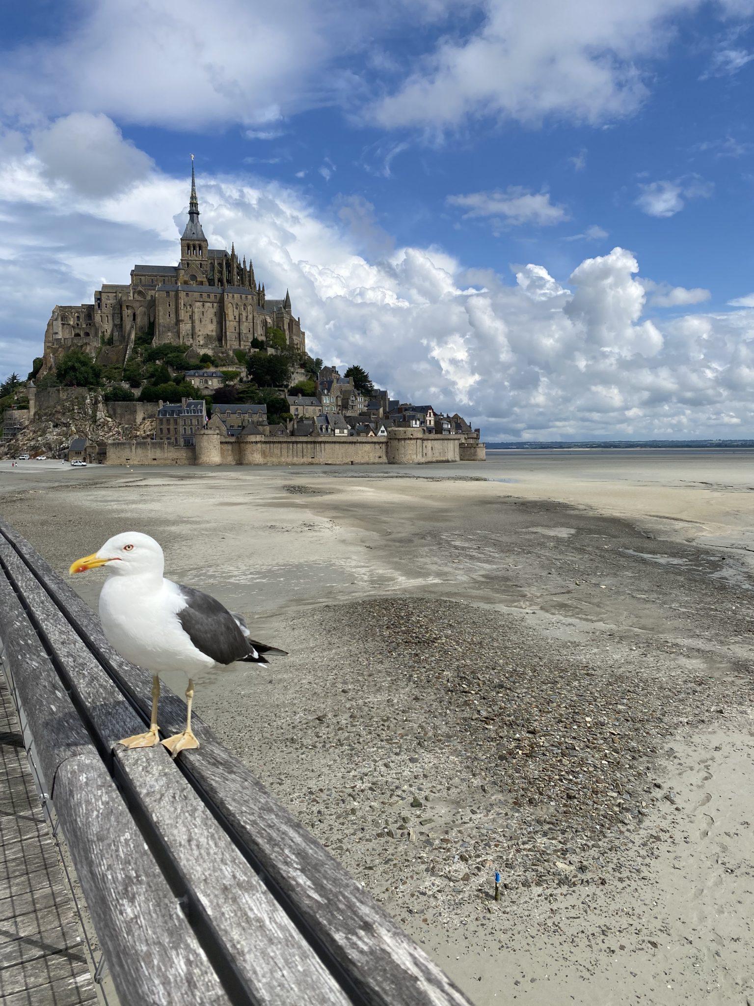Mont Saint Michel image
