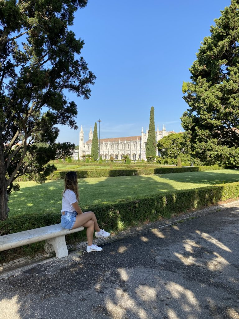 jardim du monastere