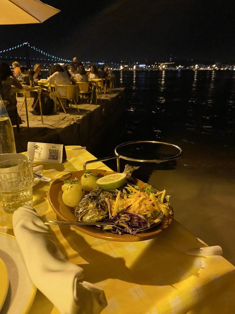 restaurant ponte final