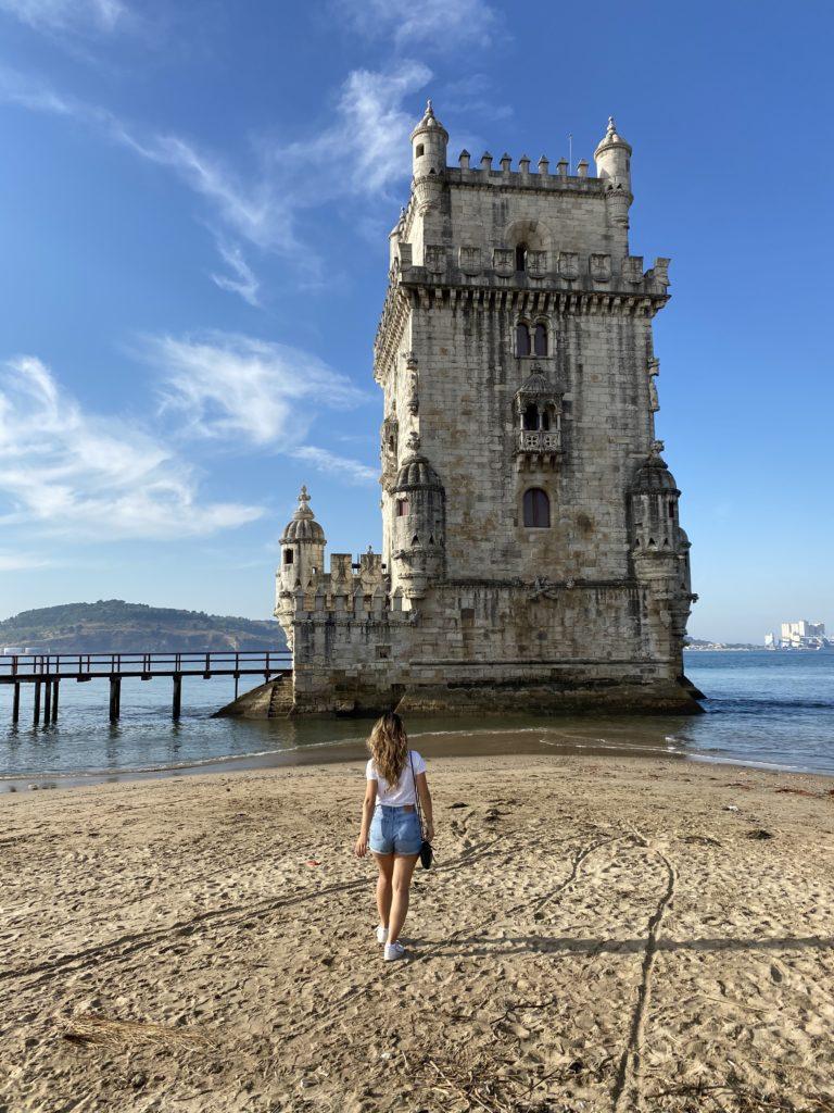 torre de belem lisbonne