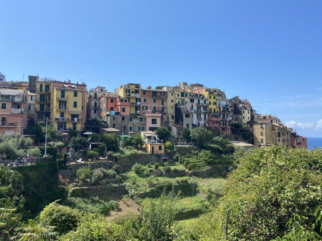corniglia village
